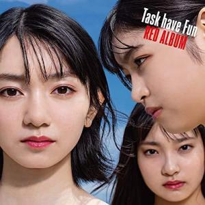 RED ALBUM / Task have Fun (CD) (予約)|vanda