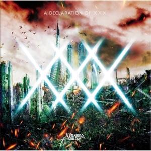 A DECLARATION OF ×××(初回限定盤)(Blu-ray Disc.. / RAISE A SUILEN (CD) vanda
