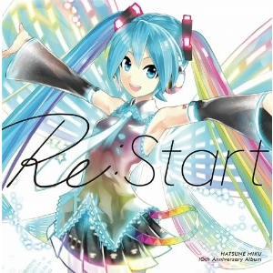 HATSUNE MIKU 10th Anniversary Album「Re:S.. / オムニバス (CD)|vanda