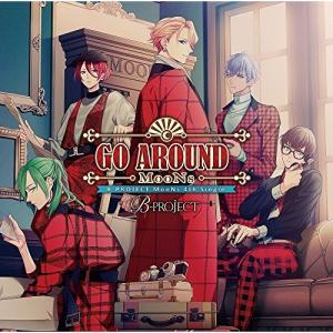 GO AROUND / MooNs (CD)