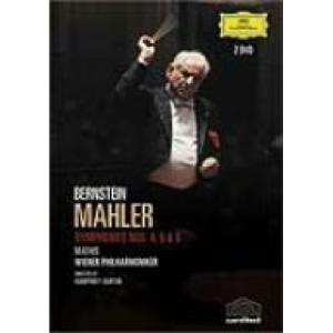 【DVD】【9%OFF】マーラー:交響曲第4番&第5番&第6番/バーンスタイン バーンスタイン