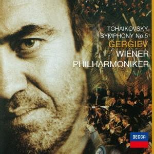 チャイコフスキー:交響曲第5番 ホ短調 作品64 / ゲルギエフ (CD)