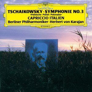 チャイコフスキー:交響曲第3番「ポーランド」、イタリア奇想曲 / カラヤン (CD)