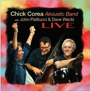 LIVE / チック・コリア・アコースティックバンド (CD)|vanda