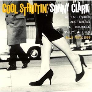 クール・ストラッティン+2 / ソニー・クラーク (CD)