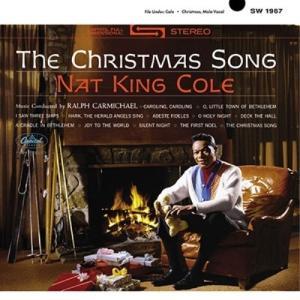 クリスマス・ソング +5 / ナット・キング・コール (CD) (予約要確認) vanda