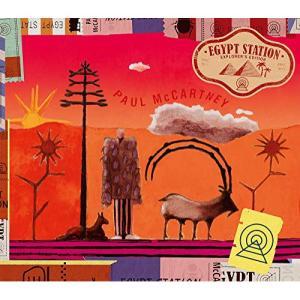 エジプト・ステーション(エクスプローラーズ・エディション) / ポール・マッカートニー (CD)|vanda