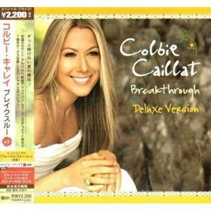 ブレイクスルー+7 / コルビー・キャレイ (CD)