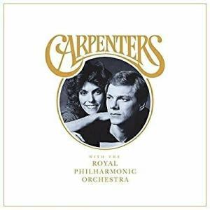 カーペンターズ・ウィズ・ロイヤル・フィルハーモニー管弦楽団 / カーペンターズ (CD)