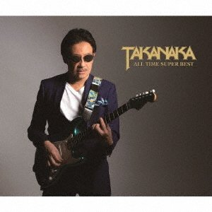 TAKANAKA ALL TIME SUPER BEST(DVD付) / 高中正義 (CD) vanda
