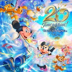 東京ディズニーシー20周年:タイム・トゥ・シャイン!ミュージック・アルバム(1C.. / ディズニー (CD) vanda
