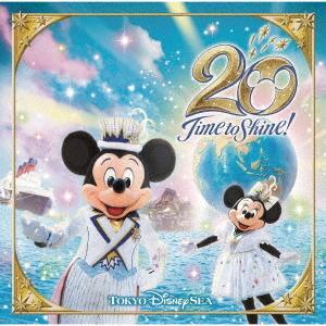 東京ディズニーシー20周年:タイム・トゥ・シャイン!ミュージック・アルバム [デ.. / 東京ディズニーシー (CD) (発売後取り寄せ) vanda