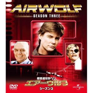 エアーウルフ シーズン3 バリューパック / ジャン・マイケル・ビンセント (DVD) vanda