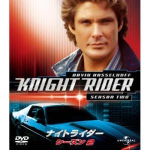 ナイトライダー シーズン2 バリューパック / デヴィッド・ハッセルホフ (DVD)|vanda