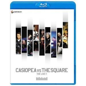 CASIOPEA VS THE SQUARE THE LIVE!!(Blu-ray Disc) / カシオペア/SQUA... (Blu-ray)