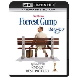 フォレスト・ガンプ 一期一会(4K ULTRA HD+ブルーレイ) / トム・ハンクス (4K UL...