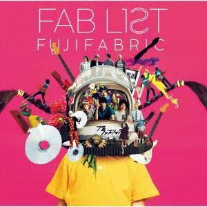 FAB LIST 2(初回生産限定盤) / フジファブリック (CD)|vanda