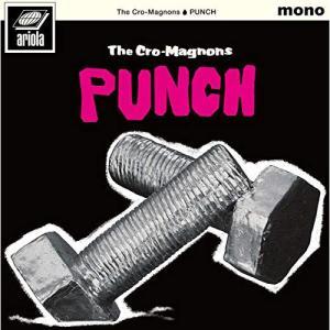 PUNCH / クロマニヨンズ (CD) (予約) vanda