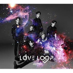 LOVE LOOP(初回生産限定盤A)(DVD付) / GOT7 (CD) (発売後取り寄せ)|vanda