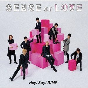 SENSE or LOVE(通常盤) / Hey!Say!JUMP (CD) (予約)