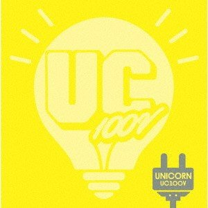 UC100V(初回生産限定盤)(DVD付) / ユニコーン (CD)