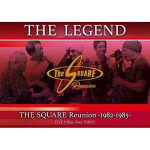 """THE LEGEND""/THE SQUARE Reunion -1982-19.. / SQUARE Reunion (DVD)"