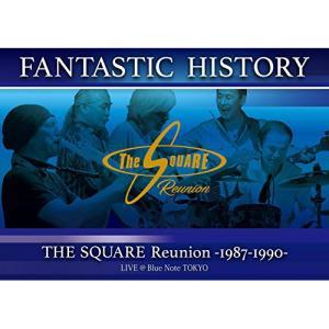 """FANTASTIC HISTORY""/THE SQUARE Reunion -.. / SQUARE Reunion (DVD)"