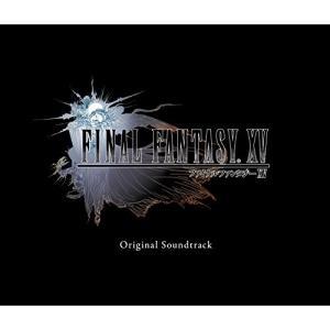 【CD】FINAL FANTASY XV Original Soundtrack/ゲームミュージック ゲームミユージツク