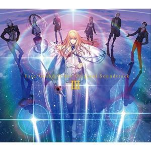 Fate/Grand Order Original Soundtrack III / ゲームミュージック (CD)|vanda