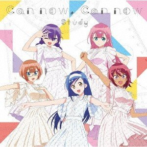 Can now, Can now(通常アニメ盤) / Study (CD)