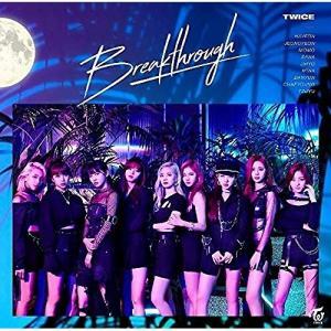 Breakthrough(通常盤) / TWICE (CD) (予約) vanda