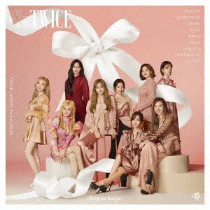 &TWICE-Repackage-(初回生産限定盤)(DVD付) / TWICE (CD)