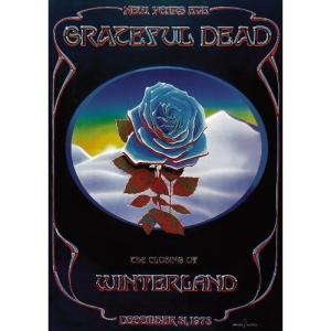 クロージング・オブ・ウィンターランド(完全生産限定盤) / グレイトフル・デッド (DVD)