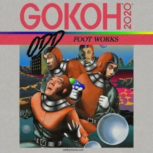 """GOKOH + KAMISAMA"" / 踊Foot Works (CD)"