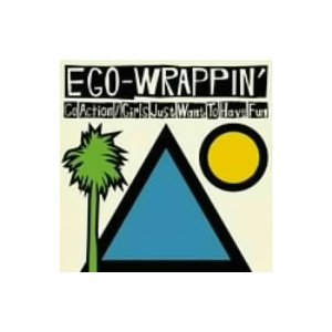 GO ACTION / EGO-WRAPPIN' (CD)