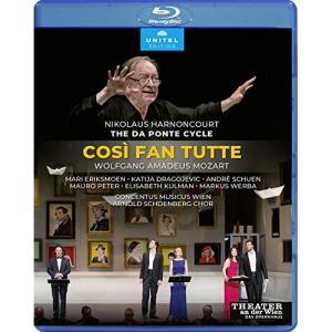 モーツァルト:歌劇≪コジ・ファン・トゥッテ≫(Blu-ray Disc) / ニコラウス・アーノンクール (Blu-ray)|vanda