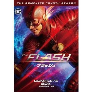 THE FLASH/フラッシュ<フォース・シーズン>コンプリート・ボックス / グラント・ガスティン (DVD) vanda