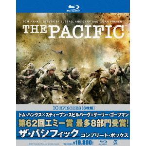 ザ・パシフィック ブルーレイ コンプリート・ボックス(Blu-ray Disc) / ジェームズ・バッジ・デール (Blu-ray)|vanda