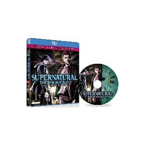 SUPERNATURAL THE ANIMATION<ファースト・シーズン>Vol.1(Blu-ray Disc) /  (Blu-ray)|vanda