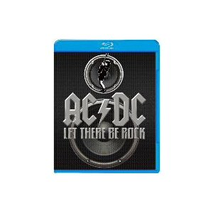 AC/DC:LET THERE BE ROCK-ロック魂-(Blu-ray Disc) / AC/DC (Blu-ray)|vanda
