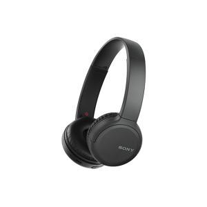 ソニー ワイヤレスステレオヘッドセット WH-CH510 BZ ブラック vanda