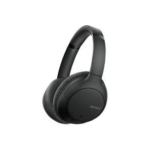 ソニー WH-CH710NB(ブラック) ワイヤレスノイズキャンセリングステレオヘッドセット vanda