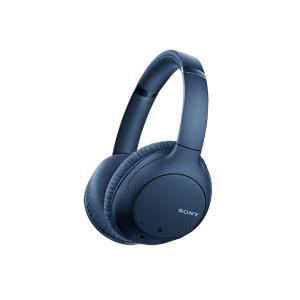 ソニー WH-CH710NL(ブルー) ワイヤレスノイズキャンセリングステレオヘッドセット vanda