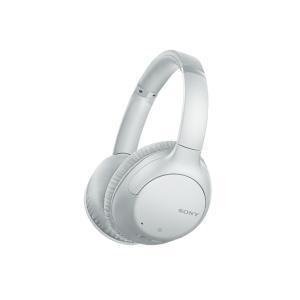 ソニー WH-CH710NW(ホワイト) ワイヤレスノイズキャンセリングステレオヘッドセット vanda