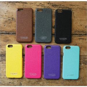 【OUTLET】iPhone 6s / 6 6s Plus 6 Plus スマホケース HANSMARE LEATHER SKIN CASE バンパーケース レザーケース Galaxy S6 edge 本革 牛革 ゆうパケット|vaniastore
