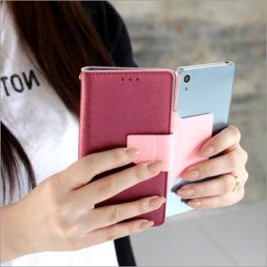 スマホ ケース 多機種対応 マルチケース HANSMARE iPhone X/SE 第2世代/8 /7 Xperia  アイフォン PUレザー おしゃれ シンプル カード収納 ネコポス|vaniastore