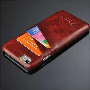 iPhone 8 ケース iPhone 7 / 7 Plus 8 Plus Fation Phone Case iPhone6s 6 ハードケース バンパー PUレザー カード入れ 保護 ゆうパケット|vaniastore