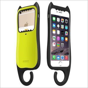 iPhone SE 第2世代 8 7 8 Plus 7 Plus iPhone6s 6 ケース ネコケース My cat case カードポケット TPU PC ハードケース ネコポス vaniastore