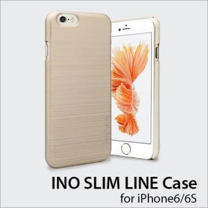 【OUTLET】 iPhone 6/6S Galaxy S7 edge スマホケース INO SLIM LINE  ポリカーボネート カバー 軽い スマホ スマートフォン ネコポス vaniastore