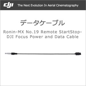 リモート スタート[No.19] RONIN-MX Remote StartStop-DJI Focus Power and Data Cable リモート スタート/ストップ-DJI Foucs 宅急便|vaniastore